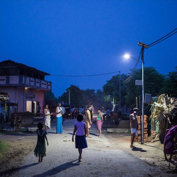 Lights!  Dharnai!  Action!